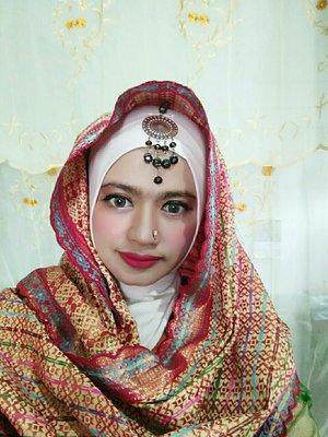 Acha...acha... merica ketumbar jahe   #bollywood #makeuplook #boldnakeup #hijab #hijabbeautyblogger #hijabstagram #