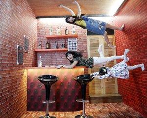 We are spiderwoman 😁Selamat Idul Adha untuk teman2 yg merayakan 😊📸 @imw19#clozetteid #starclozetter #charisceleb #beautyinfluencer #wisatajogja#explorejogja #explorejogjakarta #bloggerindonesia#upsidedownjogja