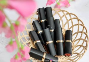 #matteaddiction Sudah cek video terbaru di youtubeku tentang 10 warna BEST SELLER dari @lorealindonesia Color Riche Matte Lipstick?Buat kalian pecinta matte lipstick dan nude lipstick, kalian harus buruan cek videoku (link di bio) atau tunggu reviewku di www.kornelialuciana.comWarnanya cantik2 dan hasilnya di bibir lembut banget 😍😍. #LOREALPARISID #COLORRICHEID #CLOZETTEID #STARCLOZETTER #Beautyinfluencer #mattelipstick #lipstickmatte #lipstickloreal #lipstickdrugstore #beautynesiamember