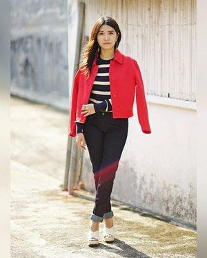 Never underestimate the power of being yourself.- Korean Look -Styled by: @yoland_handokoWardrobe by: @uniqloindonesia@studio47id.....#potd #potdindo #ootd #ootdindo #tapfordetails #instagood #fashion #igfashion #instadaily #igers #instagram #snapseed #inframe #wiwt #wiwtindo #photography #clozetteid #clozette #fashion #lifestyle