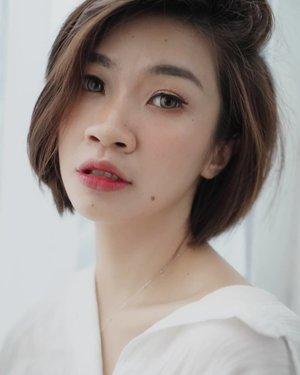 Ketika ku mulai kangen rambut pendek itu..🥰🥰 #shantyhuang #beauty #shorthair #selfie #selca #Clozetteid #Clozettedaily #instagood #instadaily