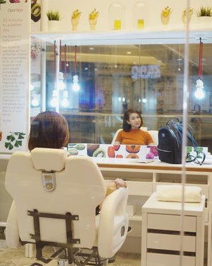 Open Spa By @clarinsclub.id @clarinsofficial @pacificplacemall  Get your glow on in 30 minutes And i love it so much. After treatment, my face look fresher,moistur and flawless  Check my blog for my full review http://www.shantyhuang.com/2018/08/skin-spa-open-spa-by-clarins.html?m=1#more  #shantyhuang #beautyblogger #blogger #ClarinsSkinSpa #ClarinsJakarta #ClarinsSpaPP #ClarinsIndonesia #SpaJakarta #SpaLover #ToBeABetterYou  #OpenSpaTreatment #beauty #clozetteid #clozettedaily #instagood #instadaily