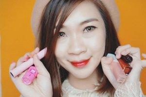 Mari pecinta lip tint Korea merapat ke channel youtube aku, Aku baru aza post 5 liptint Korea yang paling awet tahan lama  Kira-kira ada ga lip tint andalan kamu juga? Atau kamu punya jagoan lip tint kamu yang lain? Racuni aku juga plz.. Mampir ya ke youtube aku https://youtu.be/5dEcN6YJqY4  Link ada di bio aku yach 😘😘😘 #shantyhuang #beautyvlogger #beautyvlogger #liptintkorea #liptinttahanlama #review #clozetteid #clozettedaily #instagood #instadaily