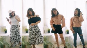 Hello march..Udah gajian belum?Racun shopee fashion ala Korea ✅ 2 fashion item di bawah harga Rp.60.000 dan aku mix and match dan ada GIVEAWAY!Mampir yuk ke channel youtube,link di bio atauhttps://youtu.be/zCHVhPuGXT4 #shantyhuang #beauty #makeup #selfie #beautyblogger #beautybloggerindonesia #beautyandhairdiaries #tampilcantik #love #koreanmakeup #shopeehaul #ootd #koreanootd #jakartabeautyblogger #clozettedaily #clozetteid