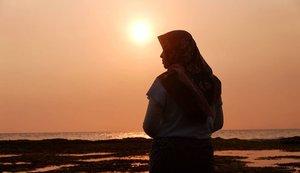 Penikmat Senja#senja#senjasore #sunset#smartmumsid #clozetteid