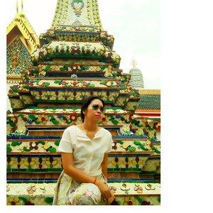. . . . . . #Traverra #TraverraBangkok #WatPho #holiday #Travel #ClozetteID