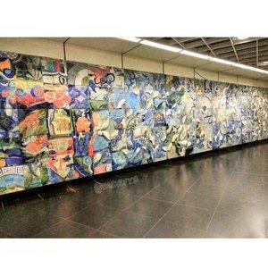 Wall of art ❤❤❤❤ . . . . . . . #wall #art #Traverra #SG #ClozetteID #likeforlike