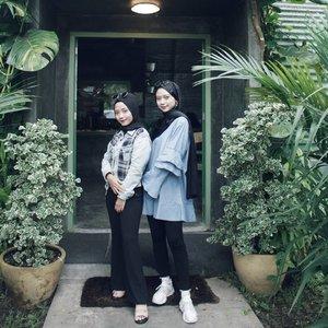 nungguin kim hanbin lewat🐒#clozetteid #clozetter #hijab #ootd