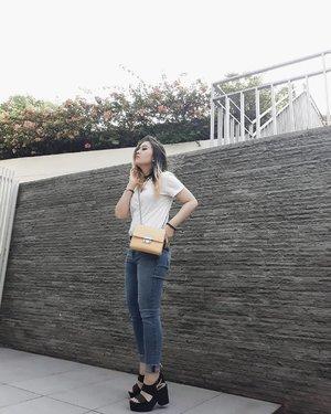 Expectation vs reality. . . . . #LYKEAmbassador #clozetteid #clozette #fashion #personalstyle #styleblogger #ootd #cgstreetstyle #streetstyle #balenciaga #ggrepstyle #PrettyMessedUpStyle #lookbookindonesia #ootdindo @ootdindo @lookbookindonesia