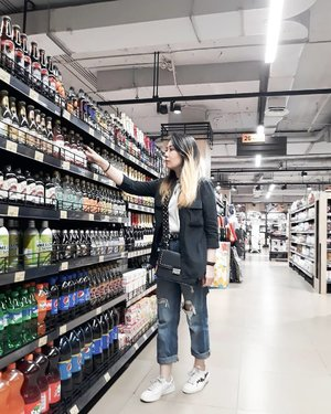 Monday, I need a drink. . . . #LYKEAmbassador #clozetteid #clozette #fashion #personalstyle #styleblogger #ootd #cgstreetstyle #streetstyle #balenciaga #ggrepstyle #PrettyMessedUpStyle #lookbookindonesia #ootdindo
