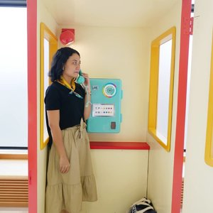 Thats Why I Love Sunday Morning ❤ . . Masih dalam edisi latepost, kali ini ke Fujiko F. Fujio Museum di Kawasaki. Terharu sampai berkaca-kaca banget, karena inget jaman masa kecil, liat ilustrasi Fujiko F. Fujio yang asli, liat meja kerjanya, dan alhamdulillah kesampaian kesini ❤ . . Notes: Baju yg ada di foto sama terus karena emang kita pergi dalam 1 hari yang sama. Kejar tayang yaa Kherin @thekarinfrost 😀 . . #Hello #Doraemon #clozetteid #fujikoffujio #lumixphotography
