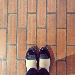 Black and Bricks #clozetteid #clozetteid #Shoefie