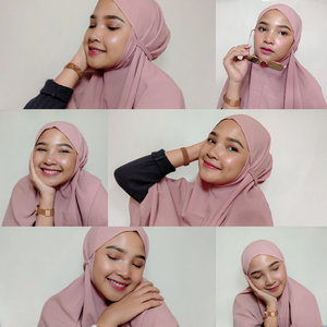 Beautiful hijab ❤️