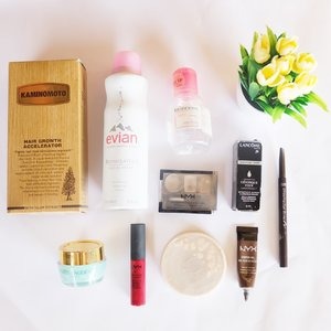 Blogged: Product Empties #1 More on my blog: http://beautyveller.blogspot.co.id/2016/07/product-empties-1.html