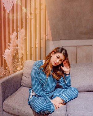 """She's not a book that can be read, but rather an unending series of novels."" 🧝🏻‍♀️——Super fashionable and comfy PJ set from @justcoid 💙🦋——-#blessed #photogram #instagood #photooftheday #photoeveryday #instafamous #picture #beautiful #instaworthy #selflove #motivationalquotes #inspiration #explorationgram #fashion #htfla #picoftheday #toptags #instadaily #unlimlikes #instagrammers #lovemyphotos #goodday #igers #instalike #pretty #instamood #photography #beauty #ootd #clozetteid"