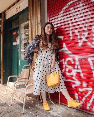 So please ask yourself, what would I do if I weren't afraid? And then go do it 💋 — #PriStyleDiaries 📸 @steviiewong . . . . . . . . . #insipiration #streetstyle #vintage #retro #popart #whatiwore #portrait #womensfashion #fashionistas #parisian #feminine #elegant #parisienne #parisianstyle #lotd #bloggerstyle #fashion #styleinspo #instastyle #blogger #styleblogger #stylist #fashionblogger #influencer #ootd #fashioninfluencer #style #outfit #clozetteid