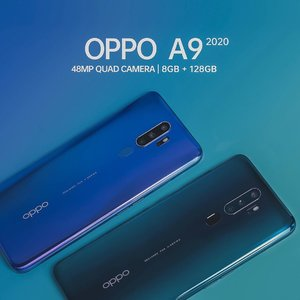 Waiting is over !It's time to say hi to #OPPOA9_2020 😍-OPPO A9 2020 resmi rilis di Indonesia loh ! Dgn teknologi yg bs mendukung aktifitas dan kreatifitas kalian sbg anak Milenial. Well, teknologi yg di usung salah satunya adalah — 47MP QuadCamera dgn 4 lensa, 8GM RAM + 128GB ROM, Dual Speaker Dolby Atmos, dan 5000 mAh battery 🙈-Manteb ga?Be active, creative and productive with OPPO A9 2020 by @oppoindonesia. Let's get into #OPPOANewLevel ! #WhatsNewOPPO 🍃...#clozetteid #oppo #technology #newtechnology #handphone