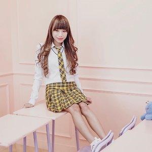 Sometimes, you need to close your door so others can start knocking on it.  @najwazebian 🍃 . . . #clozetteid  #nuguna韓国制服レンタル  #nugunakoreanschooluniformrental  #koreanschool  #koreanschooluniform  #koreanschoolgirl  #tephtraveldiary  #spring  #springtime  #seoulkorea  #seoultravel  #seoulfashion  #korea  #cherryblossom  #cherryblossomkorea  #southkorea  #classroomdecor
