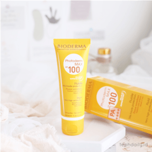 [BIODERMA] - #MaskneFree Day ! Photoderm Max SPF 100 PA +++ - Tephie's Daily Life
