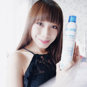 Finally ! —I got a chance to try @clinelleid Swiss Thermal Spring Water 😍Yap, this is a new product from @clinelleid a thermal spring water with a lot of function and benefit 👏🏻.I will not mention the function one by one, but actually this thermal spring water can be a setting spray, controlling oil, disguise blemishes, smooth the pores, hydrating our skin, etc 👌🏻.Actually, I already used it as a setting spray, but I think this thermal water can't keep our make up stay for a long time. More over, this thermal water can't controlling the oil production well.So, I suggest to use a real setting spray than a thermal water ✌🏻.The things that I like from it :The spray super softParticles of water that come out are smallSuper freshCalming skinMultifunctionHydrating our skin.Choose the small one if you want to bring it every where (mine is the biggest) 🌻...#Clozetteid #skincare #ClinelleXClozetteIdReview #Clozetteidreview #25AmazingSpringPower #ThisisNotJustanOrdinaryWater #ClinelleIndonesia #ProtectandRevive...#potd #ootd #ootdstyle #ootdshare #ootdfashion #blogger #bloggerindo #beautybloggerindonesia #influencer #뷰티블로거#대한민국#서울#제주#유행