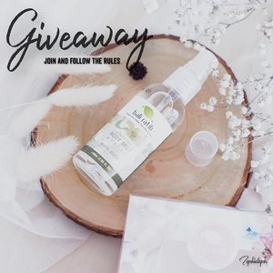 "[G I V E A W A Y] ‼️Bali Ratih body mist is waiting for you 🙈Setelah cobain hampir 1 bulan, akhirnya fix ! Ini bagus dan aku pgn sharing sama kalian semua. Yuk join giveawaynya !.Here's the R U L E S :1. Make sure you following @tephieteph @bali_beli 2. Tag 3 of your friends on the comment below and share with me ""apa yg terlitas di pikiran kalian ketika mendengar kata BALI?"" 😆3. Free to share everything that's comes up in your mind about BALI ! Boleh kisah sedih, seneng, marah, atau apapun yg muncul wkt kata BALI ada di pikiran kalian. Boleh ceritain lebih dr 1 hal, kalo mmg banyak 🙈-Competition ends on the 10th of July at 3 PM. 1 Lucky winner will be chosen based on the best comment and will be announced on December 10th July at 10PM on IG Story!-I will give you one set Bali Ratih body mist from @bali_beli for 1st winner and 2 variant of this body mist for 2nd and 3rd winners. Btw, for 2nd and 3rd winners, I will choose randomly from IG story ! Don't forget to check my story guys 🍃.Goodluck Guys 🌻...#clozetteid #tephcollaboration #giveaway #giveawaysurabaya #giveawayjakarta #naturalsoap #giveawayindo"