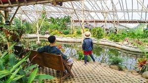 #pretty.Artikel tentang @gracerosefarm_grf ini up di travel.detik.com.Semoga bisa dibaca segera ya gengs..#clozetteid #lifestyle #lotd #travel #gracerosefarm #lembang #flowerfarm #rosefarm