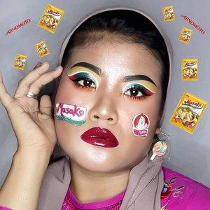 Tag ur mom atau para micin/masako lovers di luar sana. . . . Post ini di dedikasikan kepada teteh @ratrichibi dan teteh @fairyfoodies yang secinta itu sama @asli_masako . Sampai2 makan popcorn rasa caramel aja pakai masako. Saking enaknya (kata mereka berdua) bisa nangis terharu. . . . #Clozetteid #beauty #masako #idemasak #generasimicin #makeup #motd #facepaint #bandungbeautyvlogger #beautybloggerindonesia #bloggermafia #setterspace #bunnyneedsmakeup #beautygoersid #inspirasicantikmu #muaworldwide