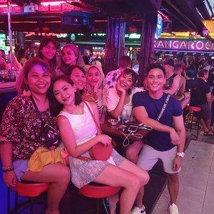 Phuket night life . .  #clozetteid #clozettelekatdiphuket