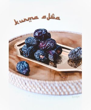 """Ramadan is the time to empty your stomach and feed your soul.""⠀⠀⠀⠀⠀⠀⠀⠀⠀#ukqurma #uploadkompakan @uploadkompakan #kurma #ajwadates #ramadan #kurmaajwa"