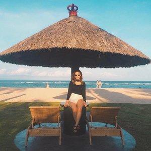 I see it, I like it, I want it, I got it✨ • • • • • • • • #bali #baliindonesia #travelgram #travelphotography #travelblogger #clozetteid #travelholic #beach