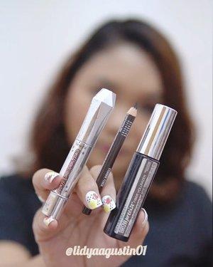 Feathery eyebrow tutorial ala aku ❗️ . .  Product detail : ⭐️ @benefitindonesia browvo conditioning primer . ⭐️ @lakmemakeup eyebrow pencil . ⭐️ @maybelline brow precise fiber volumizer . . .  #maybellineindonesia #lakmemakeup #benefitindonesia #motd #makeup #lidyamakeup #beauty #indobeautysquad #beautyenthusiast #makeuptutorial #featheryeyebrow #makeupvideos #videomakeup #clozetteid #makeupoftheday #beautybloggers #beautyvlogger