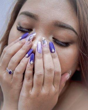 Eyelash ext + nails by @nailashstudio.id ✨ . .  #nailart #eyelashextensions #nailsalon #eyelashjakarta #nailextensions #beauty #beautybloggers #clozetteid #indobeautysquad