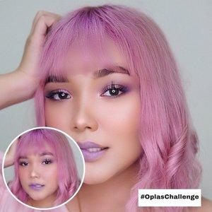 #oplaschallenge accepted ! @jona_pottger .  Foto pertama Ji Sun Woo ala Hollywood, foto ke-2 wanita unyu berpotensi pelakor, foto ke-3 lidya puluhan tahun mendatang 😝 .  Tantang @hanjizah @olin.dnd @makeupjesslyn @aureliamanda @yuliafirstian ah 😉 . . .  #lidyamakeup #clozetteid #beauty #makeup #challenge