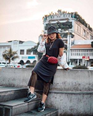 Malam minggu nanti kalian kemana? . . .  #ootdlidya #ootd #outfits #fashion #outfitinspiration #style #outfitoftheday #clozetteid #outfitideas #streetstyle #fashionstreet #ootdstreet #explorejakarta #jakartafashion