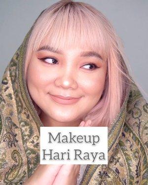 "Glowing Perfection Makeup buat hari raya pakai One Brand @nyxcosmetics_indonesia ❤️ ..Btw @nyxcosmetics_indonesia lagi Discount up to 60% di @lazada_id dan kalau kalian beli 2 produk yang ada di video aku ini bisa dapet free gift! Plus ada tambahan 25K off tanpa minimum pembelian kalau kalian pake kode voucher aku ""NYXLIDYA"" voucher valid 2-5 Mei 2020. .Lumayan banget kan! Cus belanja produk Nyx di Lazada sekarang ❤️ ...#lidyamakeup #lidyareview #indobeautysquad #HolyMonthHolyGrail #NYXCosmeticsID #clozetteid #makeuplebaran"