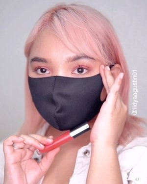 #passrougesignaturechallenge with @shantyk_makeup @atamipuspar @i_am.dell @raniaacantika  Disini kita pakai shade terbaru nya Loreal Rouge Signature series Empowereds!  Btw guys, yuk ikutan jg challenge ini karena akan ada giveaway di instagramnya @getthelookid . So stay tuned and pantengin instagram @getthelookid ya karena rules nya akan di info disana. Stay Safe and Keep Healthy guys! Jgn lupa pake masker ❤️ . . .  #gorougesignature #RedBeatsCovid #dontrushchallenge #passthebrushchallenge #beauty #indobeautysquad #clozetteid