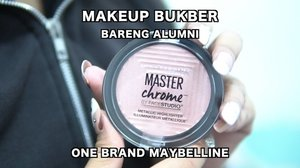 Siapa yg bulan puasa banyak bgt acara bukber sana sini sekaligus reunian sama temen-temen alumni? .  Aku aja ga puasa banyak bgt bukber wkwkwk.. Nih aku kasi rekomendasi makeup siapa tau pas reuni ketemu temen yg dlu ngatain km jelek atau ketemu mantan #jiaaaa . . .  #makeup #lidyamakeup #makeuptutorial #makeupramadhan #makeupbukber #beauty #beautyblogger #clozetteid #indobeautysquad #maybellineid #maybellineindonesia