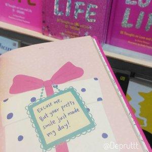 Morning 💖💖..#clozetteid #depruttt #88lovelife #bookquotes #bookstagram