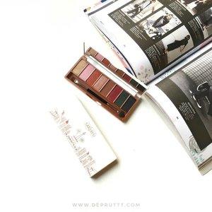Girls ! Tahu gak sih kalau #SariayuColorTrend2018 sekarang terinspirasi dari kota Jakarta ? Yups, jadi @sariayu_mtMengeluarkan 2 palette eyeshadow, 7 metallic lipstick dan 7 matte lipcream. Kebetulan nih aku sudah mencoba palette lipstick dan lipcreamnya, review lengkap kalian bisa baca di blog ku ya (link on bio), terimakasih banyak @beautiesquad buat kesempatannya untuk review produk terbaru Sariayu 😍--#Beautiesquad #BeautiesquadReview #beautyploration  #RollYourNatural #BeautiesquadxSariayu#clozetteid