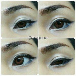 New review on http://pandapavillon.blogspot.com ♥♥ it' @pac_mt powder shadow :D#bbmeetupXpac #bbmeetup #ClozetteID #fdbeauty #eotd #makeup #blogger #bbloggerid #eyes
