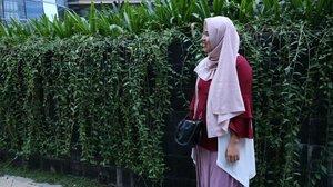 #aiemotret 💕 📷: @andiyaniachmad  Oleh-oleh photoshoot ala-ala di press screening #filmchrisye . Review @filmchrisye  di blognya tayang besok yaah✨ . . #clozetteid #hotd #ootdifa