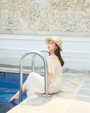 Yuhu... SUMMER is here!! Perfect place to weekend getaway @lemeridienjkt  Perfect food Perfect vibes Perfect spa And lovely service from them  #jakartahotel #jakartastaycation #staycationjkt  #ootd #outfitoftheday #instastyle #stylefashiondaily #fashionaddict #bloggerstyle #ookbook #lookbookindo #ootdindo #ootdmagazine #styleblogger #fashionpost #styleinspiration #dailystyle #clozetteid #셀스타그램 #팔로우 #오오티디 #패션 #데일리 #일상 #데일리 #whatiwore #ootdmagazine #exploretocreate