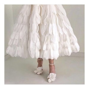 Dream Skirt Dream Shoes . . 😍😍😍 #dream #shoes #whiteshoes #clozetteid #pictureoftheday