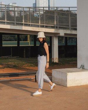 sunday stroll with sth basic —— @mao.basic