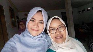 Dear Allah, please keep her health till the end of my days💕 #happymothersday #clozetteid