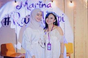 "Alhamdulillah, I'm officially part of ""Bintang Marina 2018"" . Terimakasih @sahabatmarina & team , para mentor dan Bintang Marina lainnya yang sudah memberikan banyak pembelajaran dan ilmu baru selama di jogja . Saya bangga menjadi salah satu dari 20 wanita muda inspiratif yang berani mewujudkan mimpi . . #day1marinabeautyjourney  #marinabeautyjourney  #bintangmarina2018 #sahabatmarina  #raihmimpi #jogjakarta #diyogyakarta #yogyakarta  #beauty #beautyclass #beautyenthusiast  #makeup #makeupclass #bareface #glowready #indonesia #galadinner #pageant  #beautypageant #bohemian #bohemiannights #official #clozette #clozetteid"