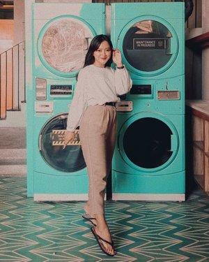 Siapa yang selama #dirumahaja jadi makin rajin cuci baju???•#bali #indonesia #stayhome #dirumahaja #dirumahajadulu #covid19 #corona #quarantine #ootd #lookbook #influencer  #fashion #style #fashionstyle #lifestyle #lookbookindonesia #ootdfashion #ootdindonesia #ootdstyle #คั่นกูep10 #stayclean #positivevibes #clozette #clozetteid #likeforlikes #photooftheday #photography #lifestyle #bbrightvc #2gethertheseries #sarawat