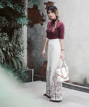 Out and about in @catherinesoepadhi root pants ❤ more pic visit bootsydoopsy.blogspot.com #clozetteid #lookbookindonesia #looksootd #ggrep #cgstreetstyle #teenvogue #ootdindo