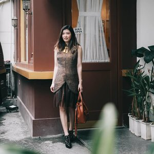 Cny outfit ready in @jolie_clothing CNY collection, have you prepare yours?? 🙄 they're available at @intro_id 👘👘 #clozetteid #JoliexIntro #cny2018 #lookbookindonesia #cgstreetstyle #looksootd