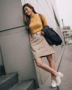5 mins outfit of mine featuring @amaveeofficial and @melissashoes_id 👣👧 #casualstyle #casualoutfit #cgstreetstyle #ggrep #lookbookindonesia #clozetteid